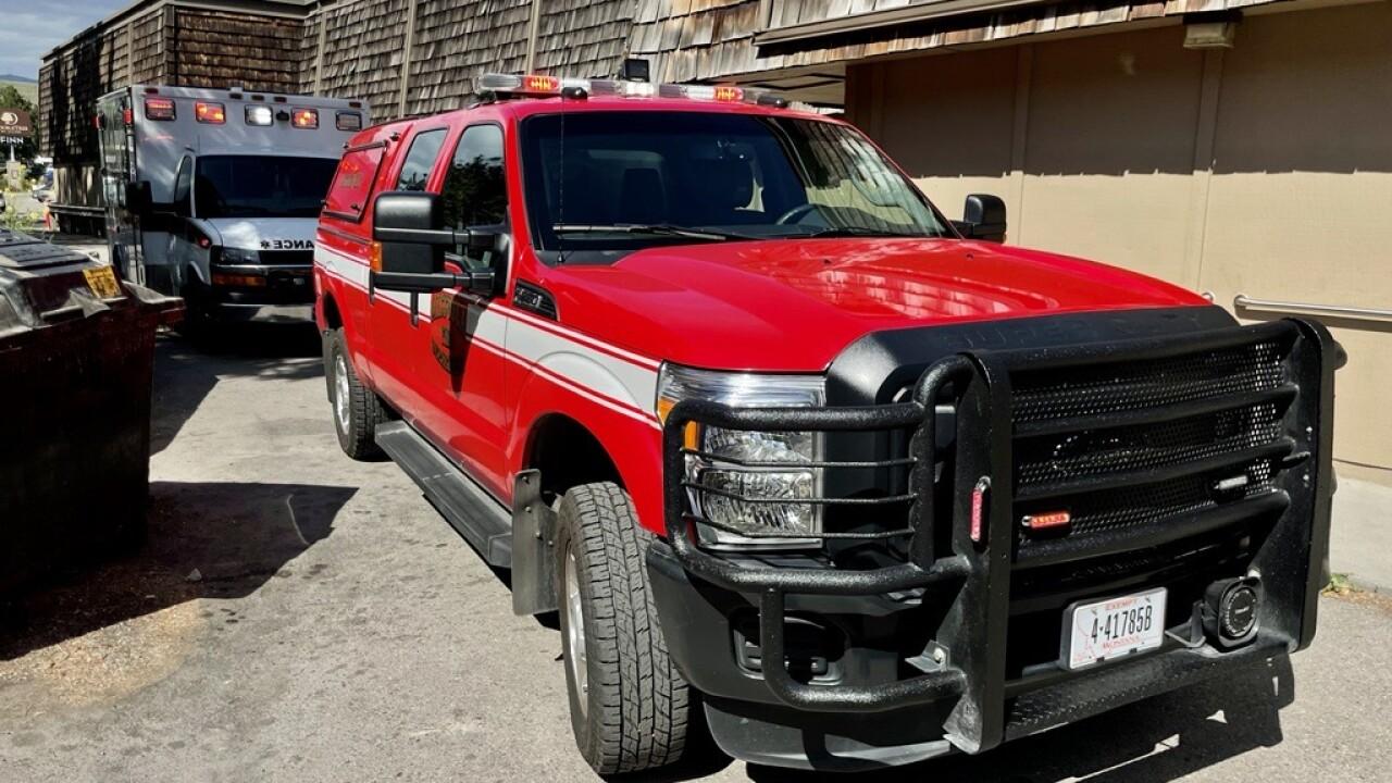Clark Fork River Rescue 623