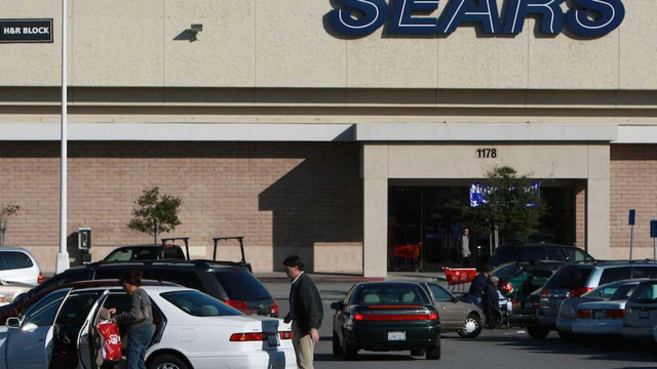 Is Sears toast? Retailer continues downward slide