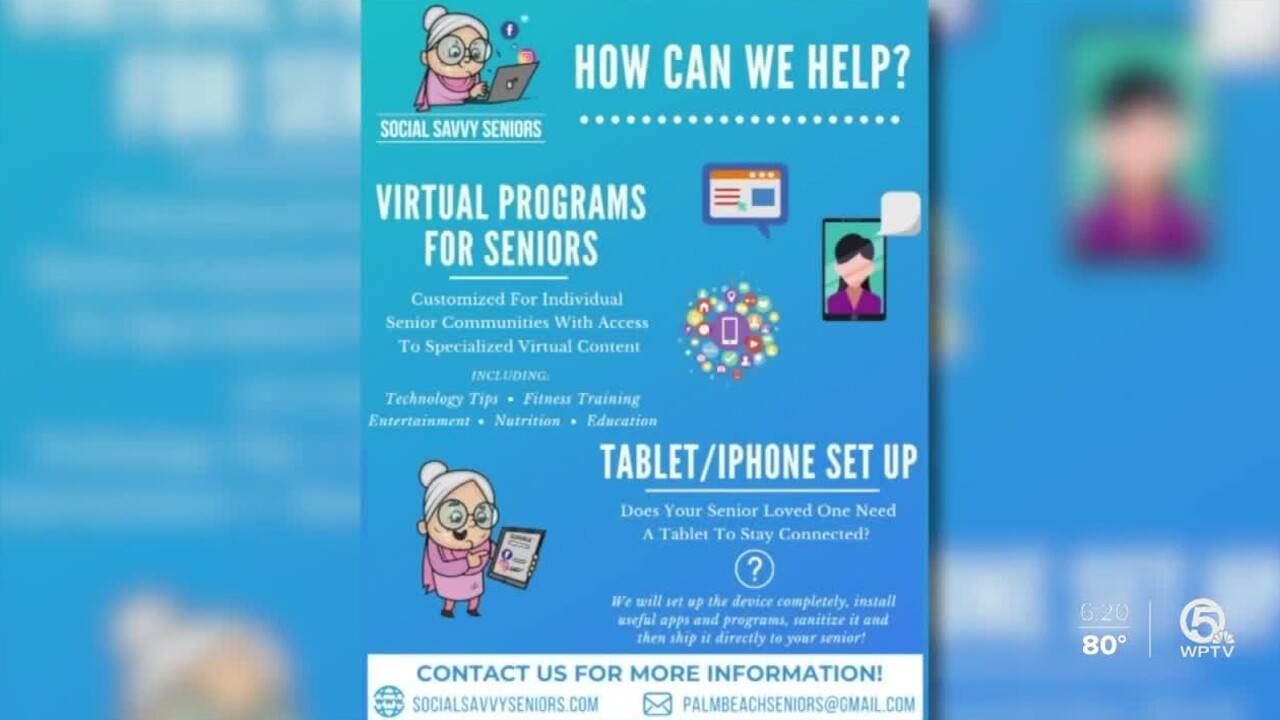Social Savvy Seniors is helping individuals learn how to use their computers, tablets and smartphones.