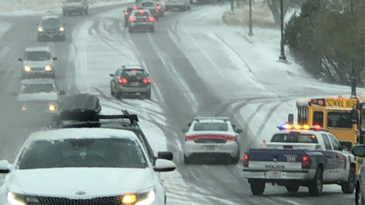Essential Driving only in Missoula