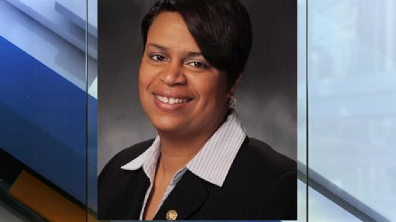MO House Minority Leader Gail McCann Beatty to resign