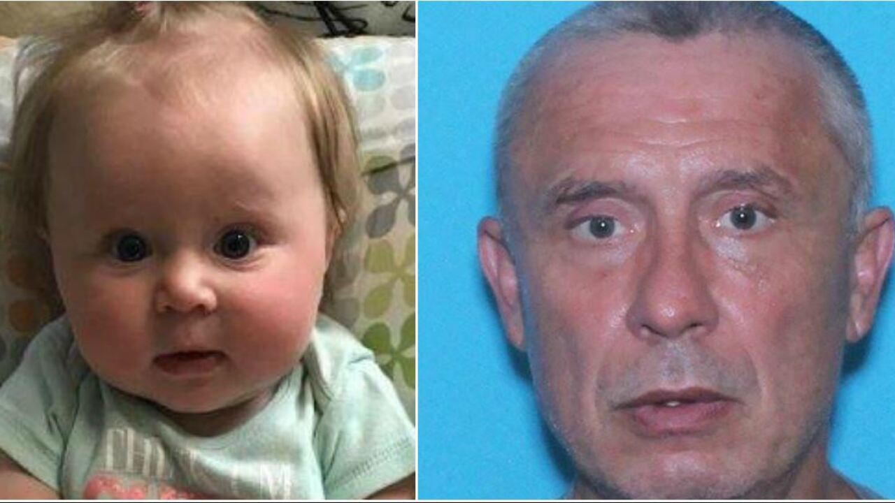 AMBER Alert: Sex offenderwho abducted baby possibly spotted in NC, policesay