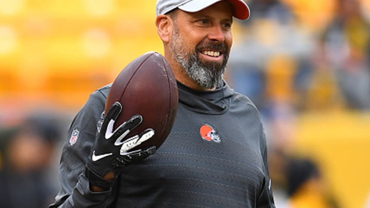 Report: Todd Haley has also been fired by Browns