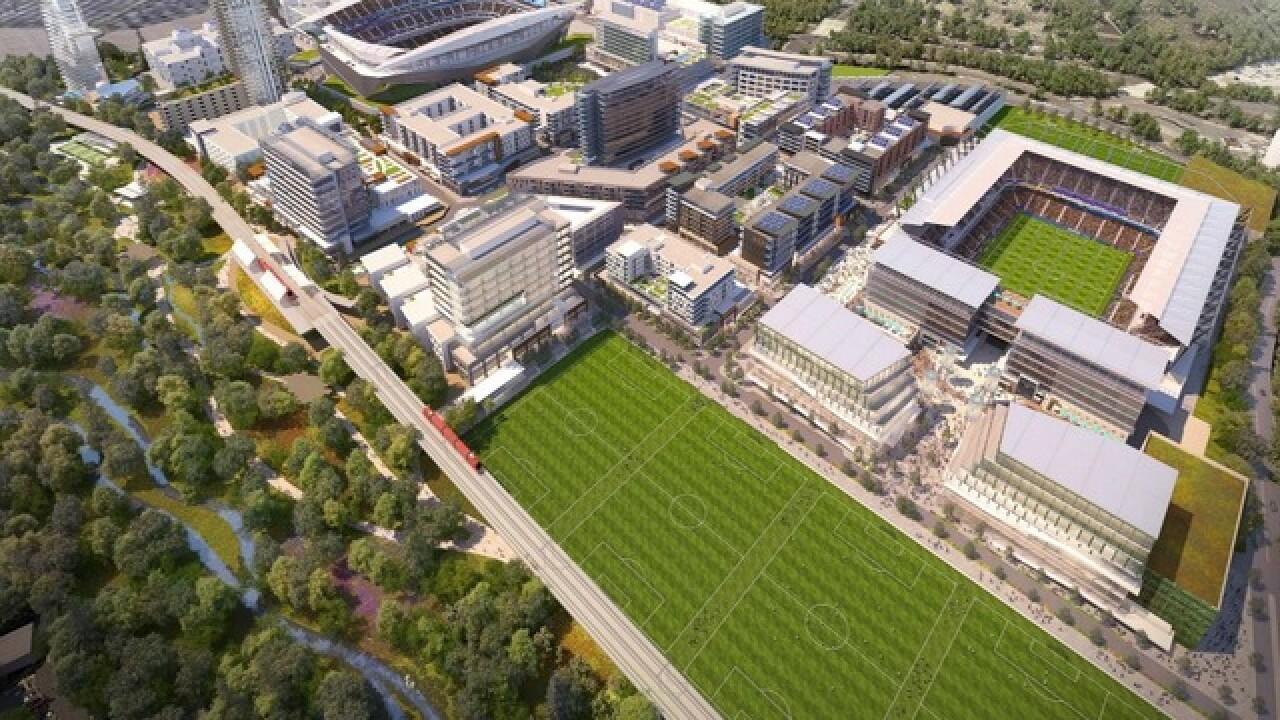 SANDAG: SoccerCity would bring 97K vehicle trips