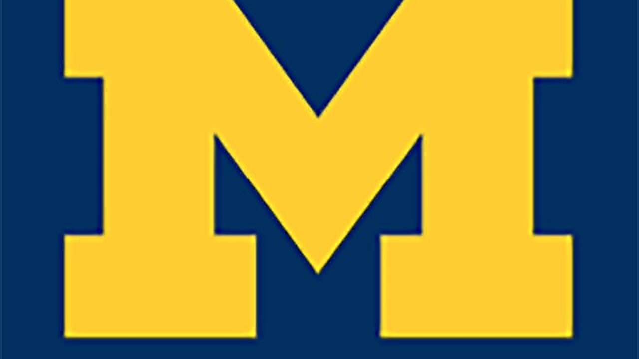 No. 23 Michigan women rout North Florida 79-34