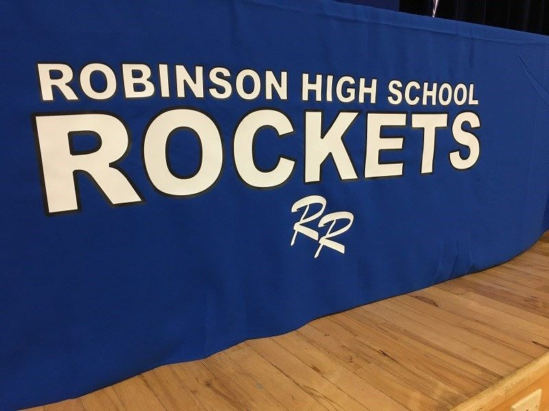 Robinson High School Signing Day 2018