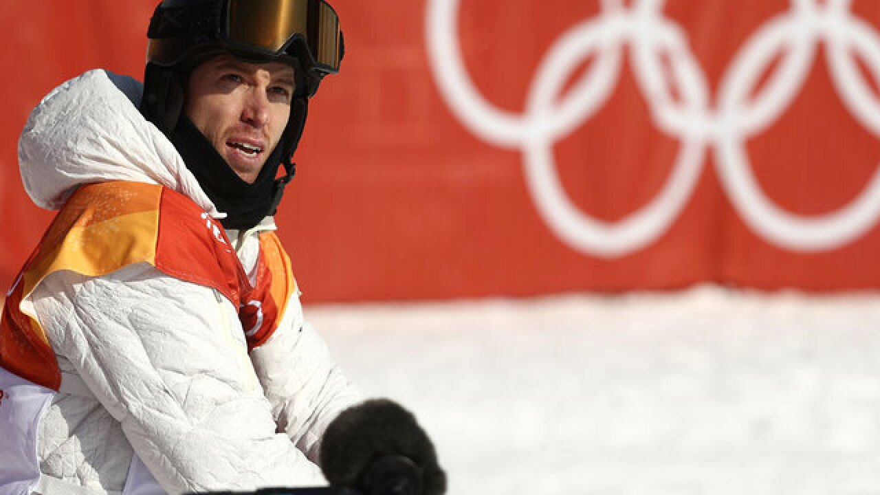 Shaun White refers to sexual misconduct lawsuit as 'gossip'