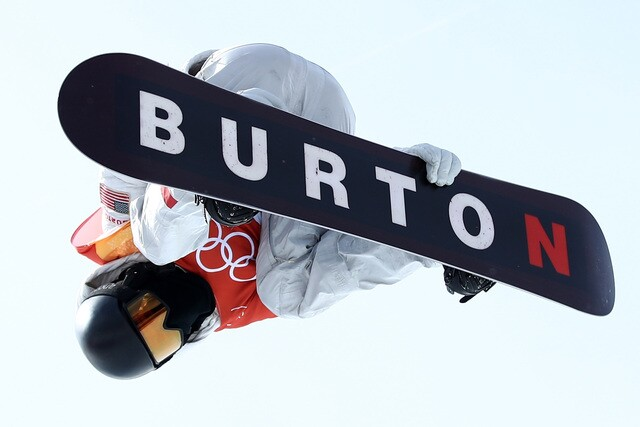 Photo gallery: American Shaun White wins gold at 2018 Olympics