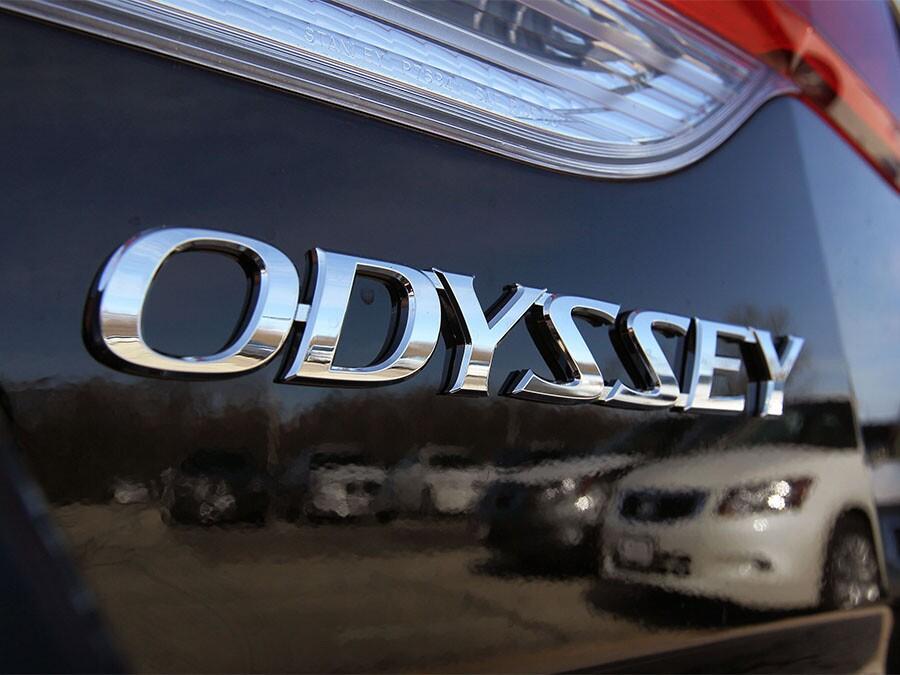 2004 Honda Odyssey: Compact Va