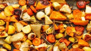 How To Make Roasted Veggies Extra-crispy With Cornstarch
