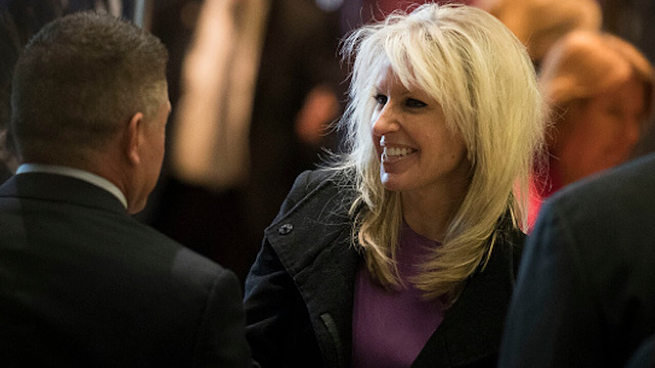 Following plagiarism revelations, Monica Crowley bows out of Trump administration post