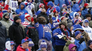 Bills Mafia named best fanbase in AFC according to Sunday Night Football poll