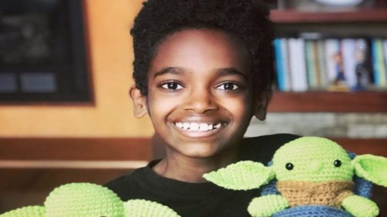 12-year-old Crochet Whiz Is Using His Talent To Raise Money For Kids In His Native Ethiopia