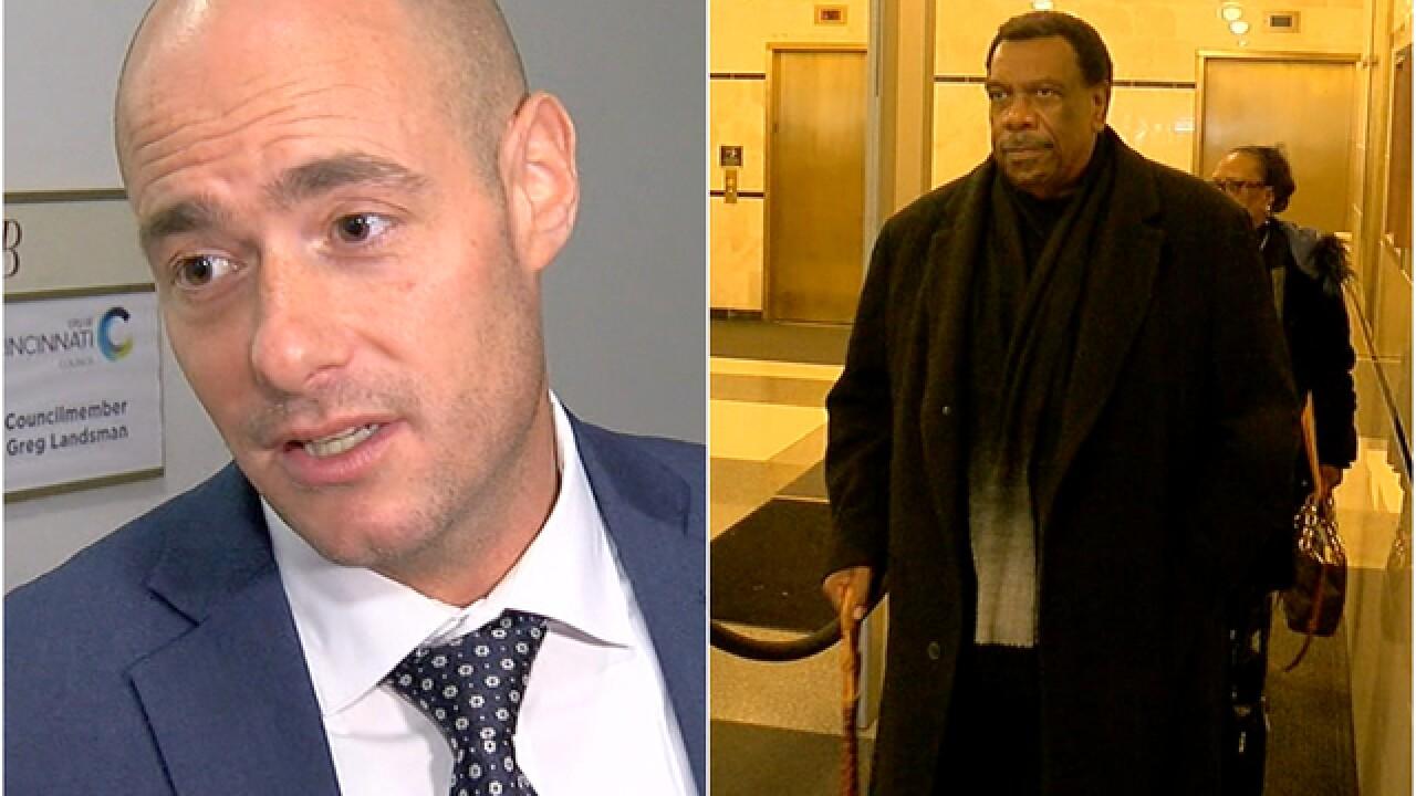 2 testify before grand jury in 'Gang of 5' case