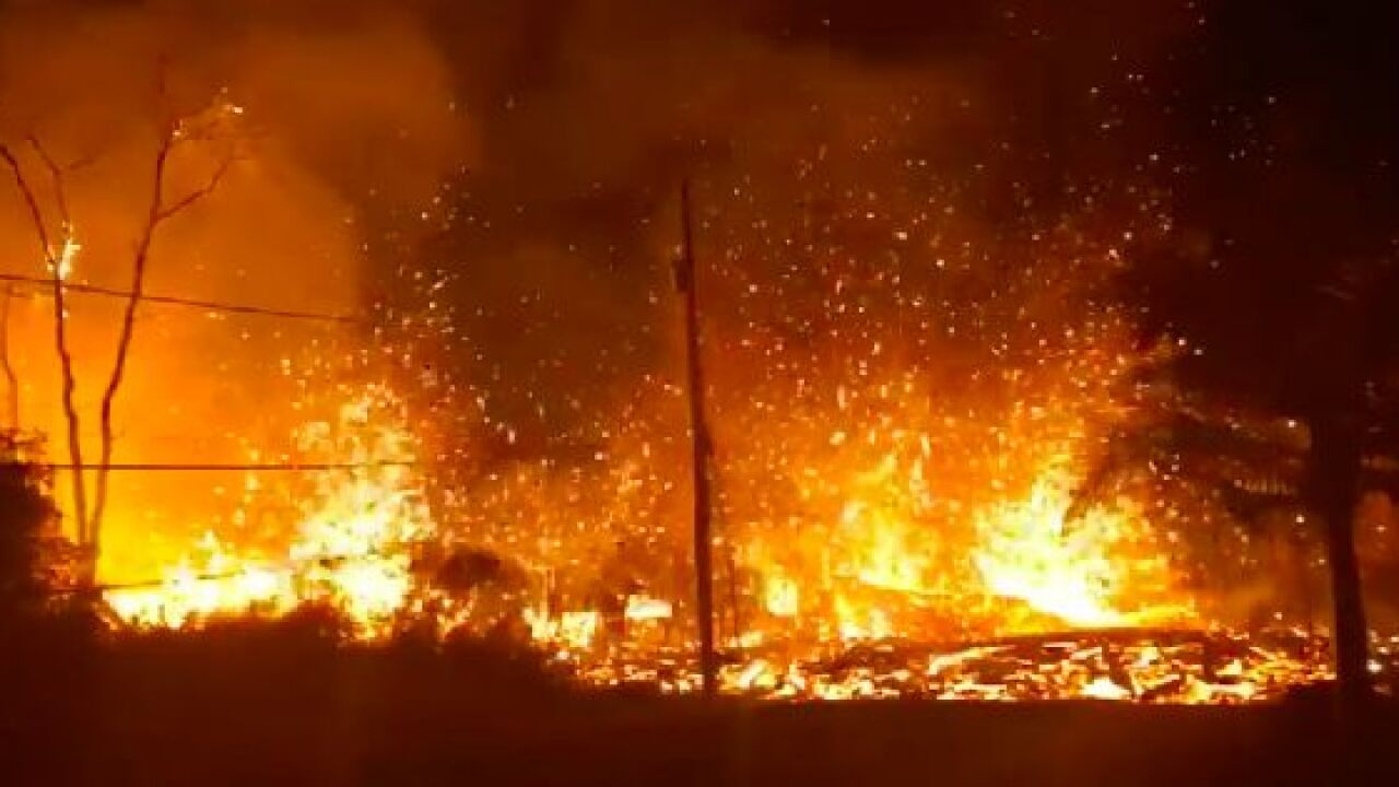 Number of homes destroyed by lava grows to 9; eruptions continue 2