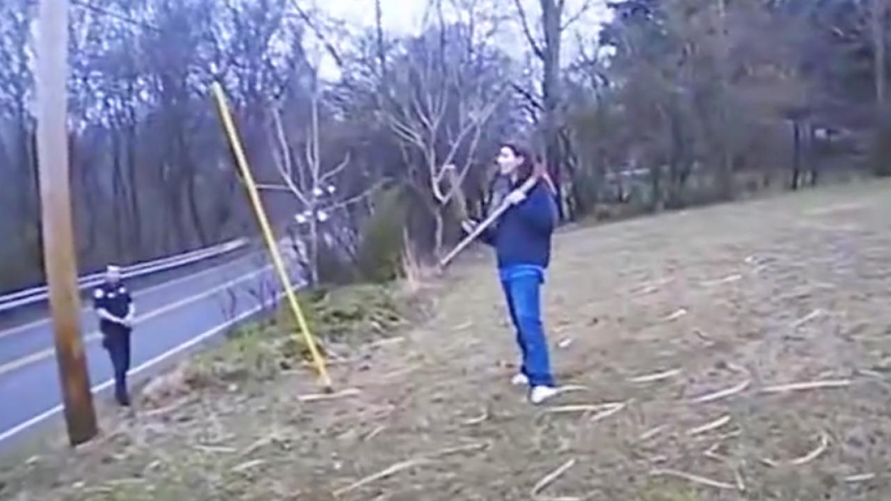 pickaxe shooting