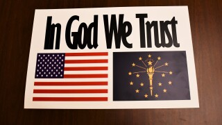 Effort to mandate 'God We Trust' in Indiana classrooms fails