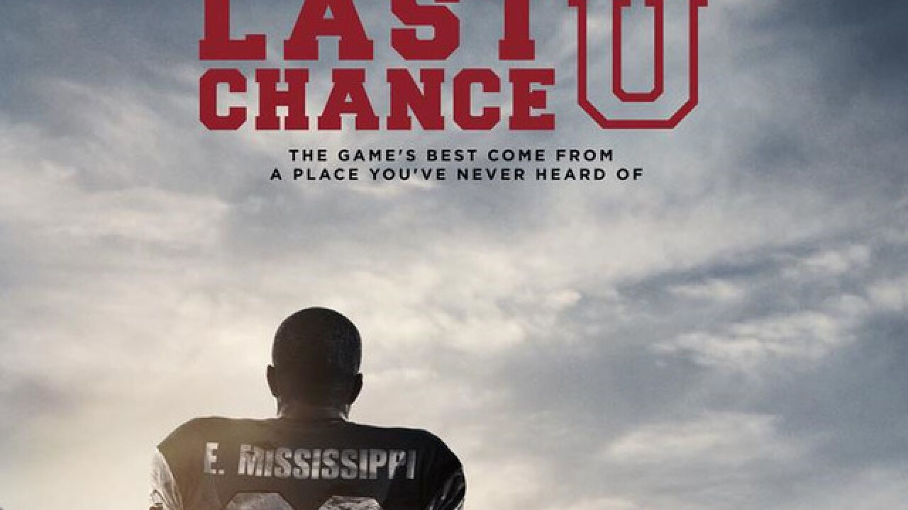 Netflix 'Last Chance U' star arrested on murder charges