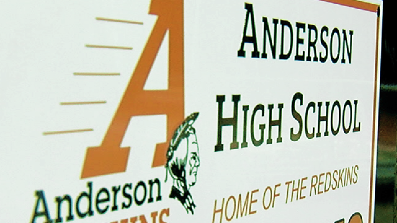 Will Anderson High change 'Redskins' mascot?