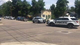 Man charged with assault after standoff with Great Falls police