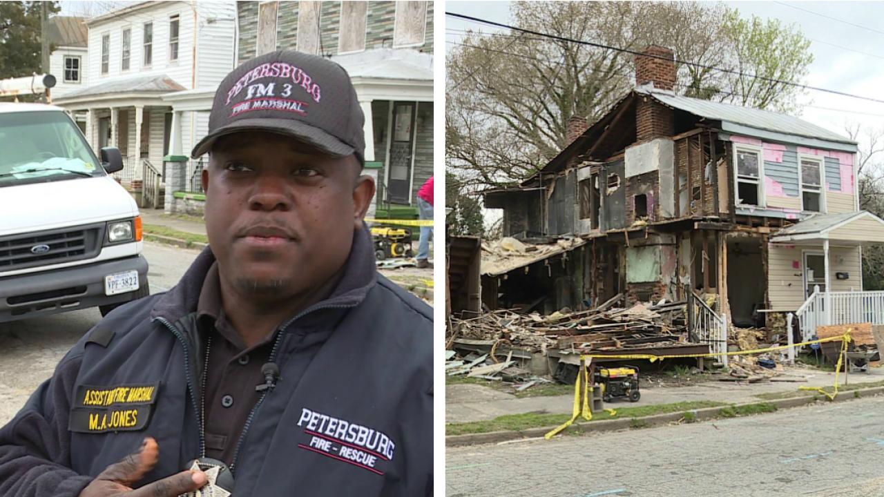 Petersburg getting tough on property owners of burned buildings: 'It puts a damper onspirits'