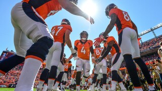 GALLERY: Broncos vs. Seahawks at Mile High