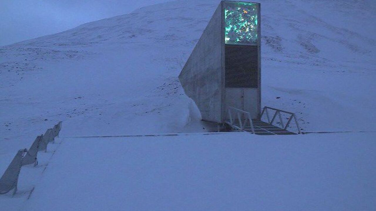 Water Leaks Into Doomsday Seed Vault