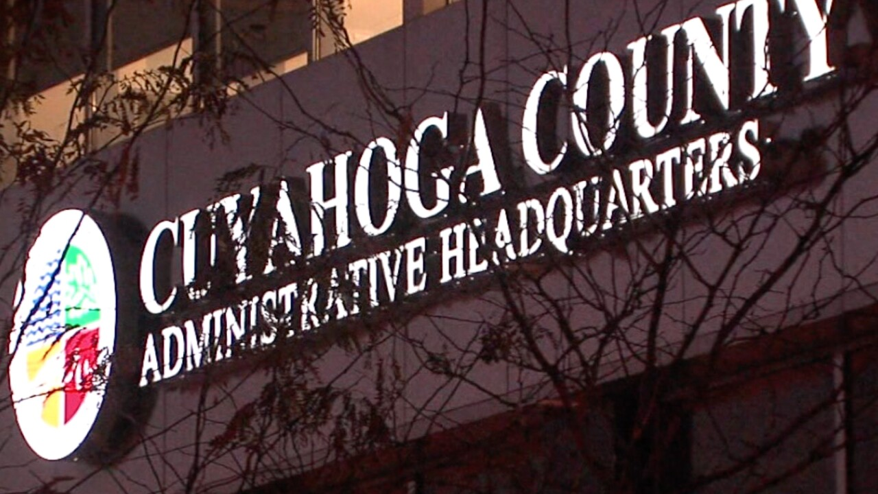 Cuyahoga County Administrative Headquarters