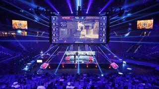 Las Vegas gets e-sports arena
