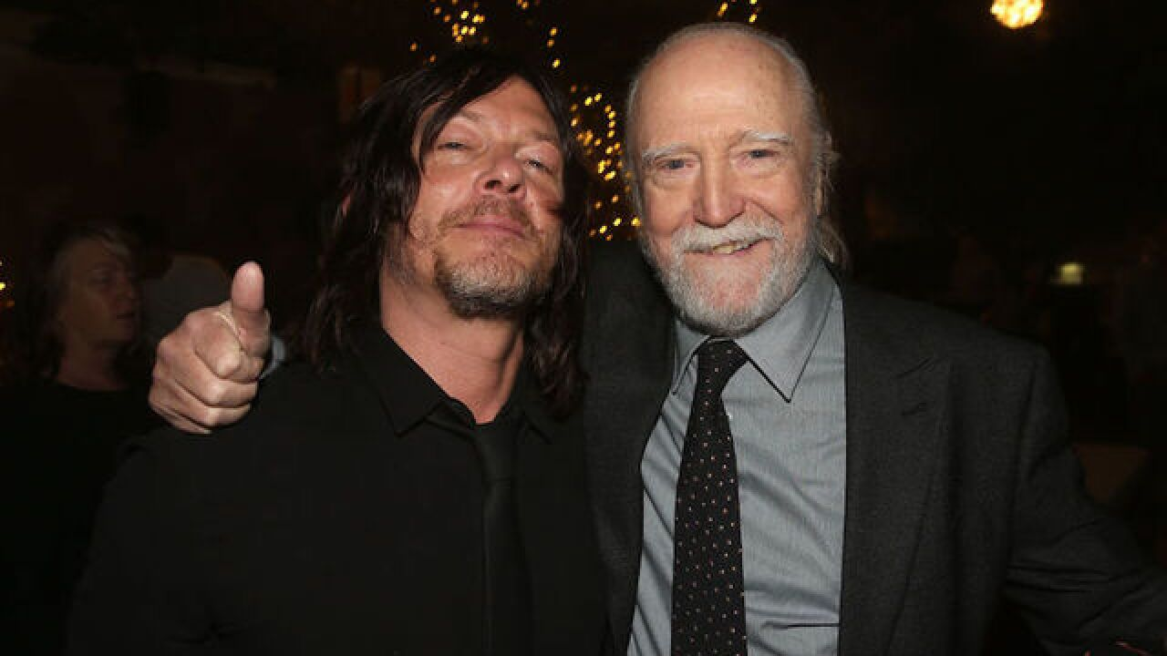 Scott Wilson, who played Hershel on 'The Walking Dead,' dies at 76