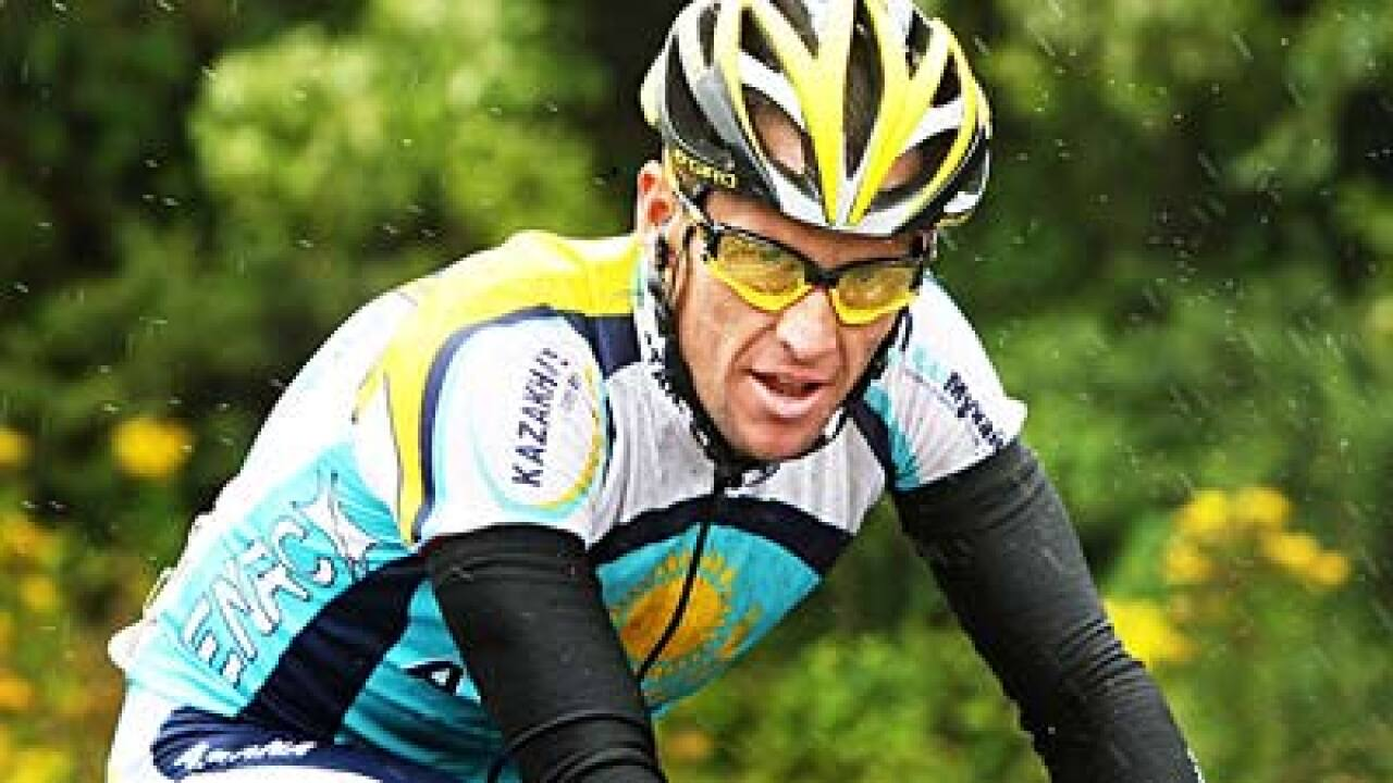 Evidence of Armstrong doping 'overwhelming,' agency says