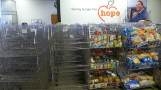 Foodbank seeks help during donation shortage