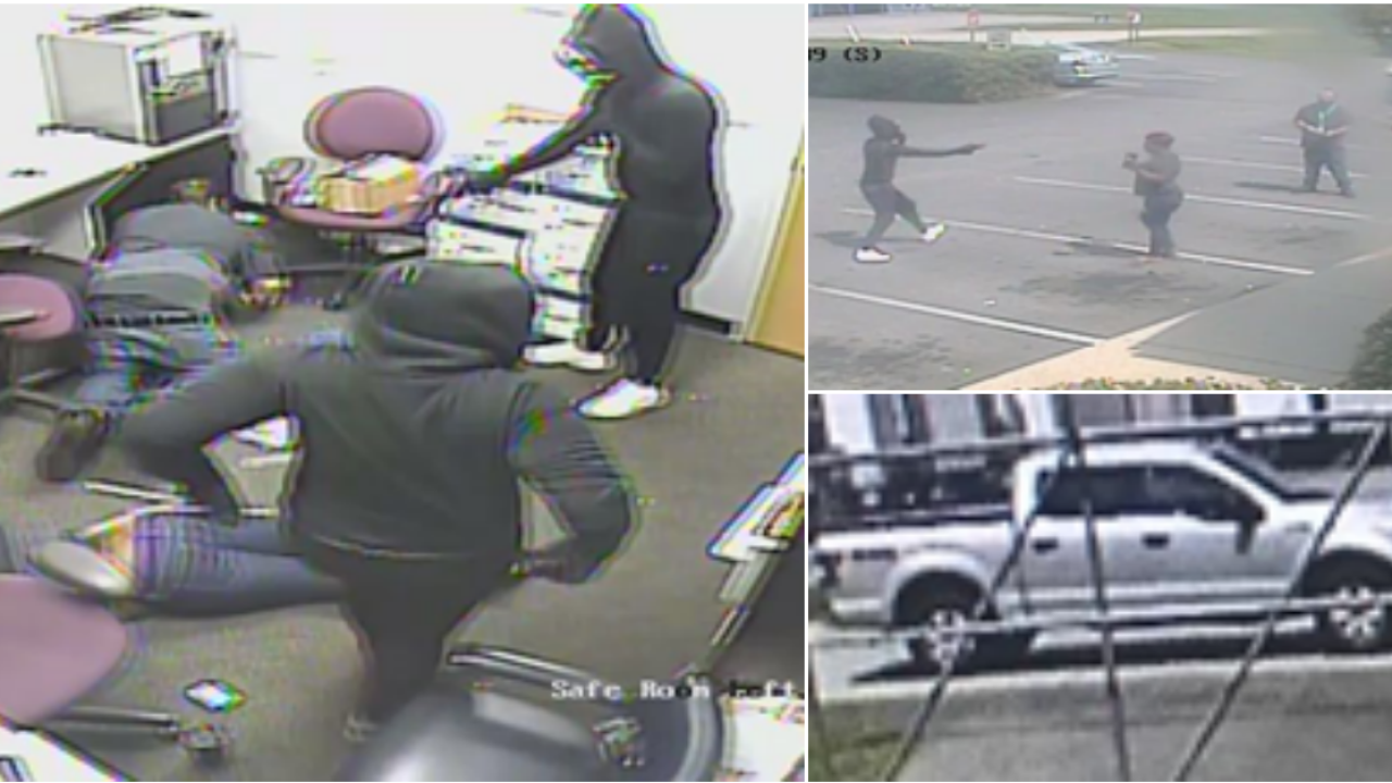 Armed duo wearing Halloween masks rob Comcast service center in PrinceGeorge