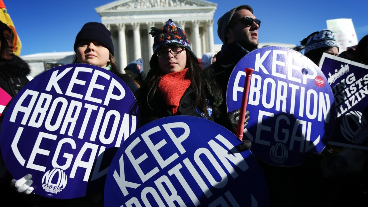 Abortion bans set up likely Roe vs. Wade showdown in the Supreme Court