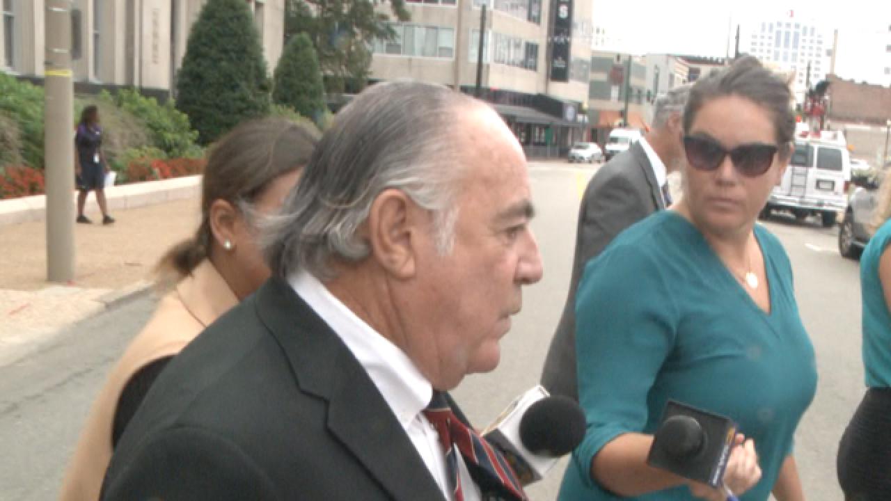 Local businessman Ronnie Boone testifies in political corruption case of Norfolk's CityTreasurer