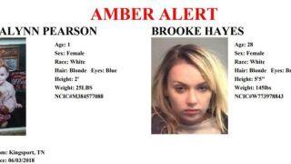 UPDATE: Statewide AMBER Alert Canceled; Baby Found