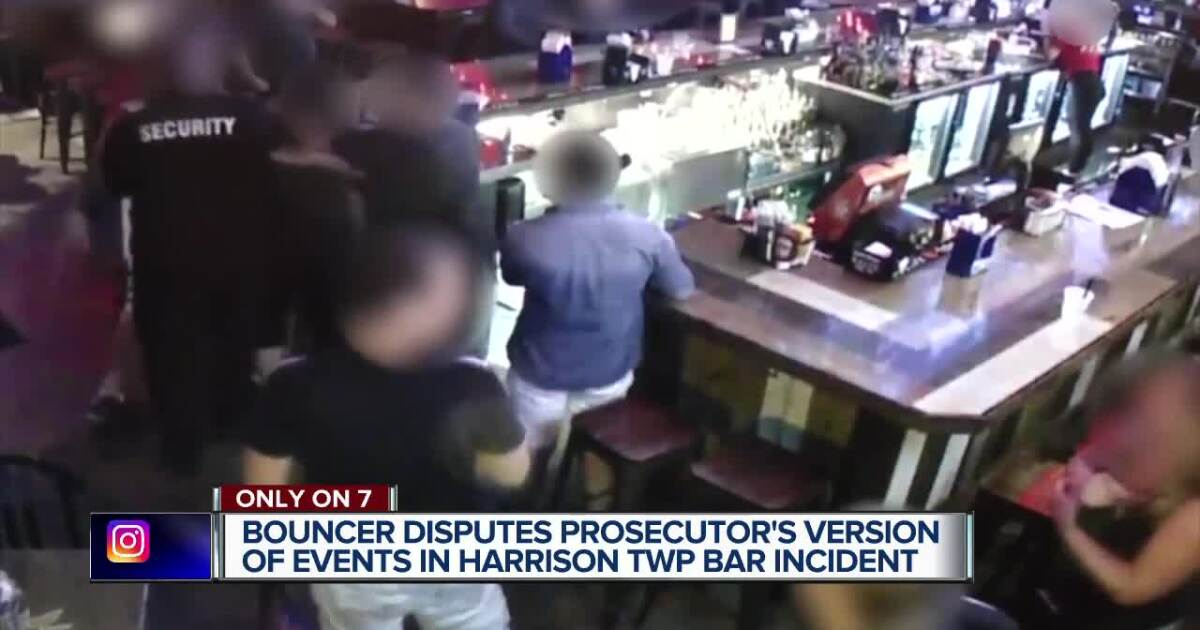 'He physically assaulted me on the job': Bouncer disagrees with decision not to charge Uncle Kracker after bar fight