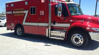 Vehicle crashes into canal, 1 man dead in South Bay