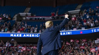 Trump looks to reset campaign amid pandemic with Tulsa rally