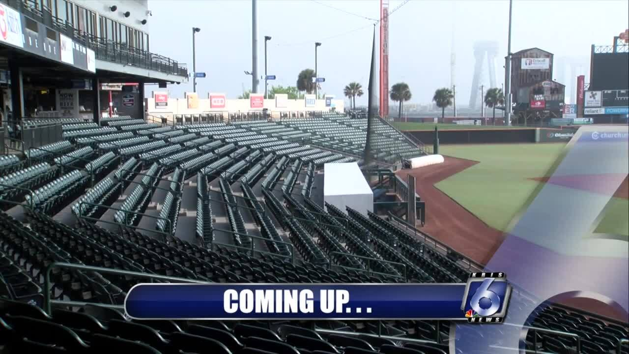 Baseball returns to Whataburger Field