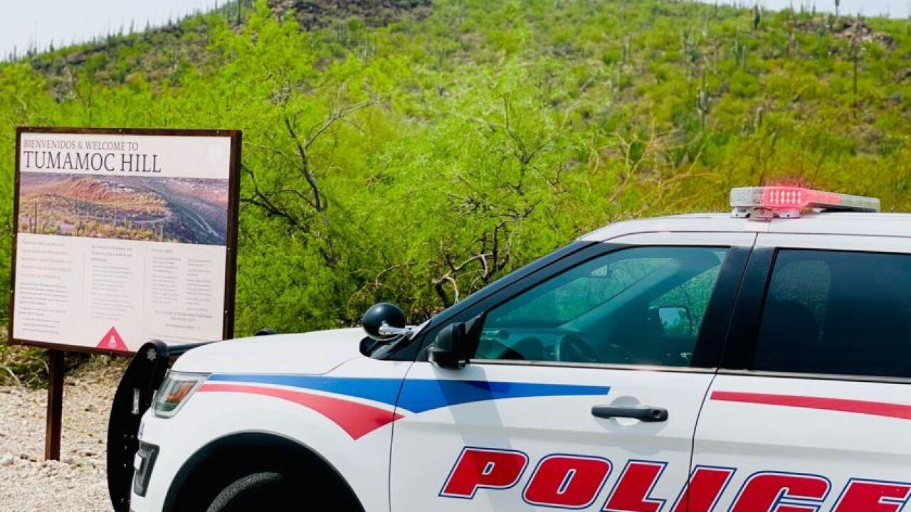 Body found on Tumamoc Hill