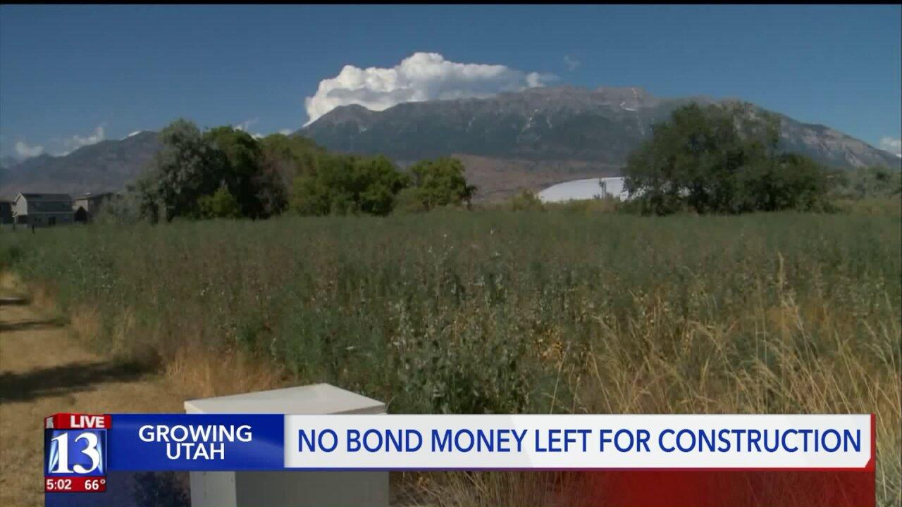 Vineyard residents upset after Alpine School District runs short on school constructionfunding