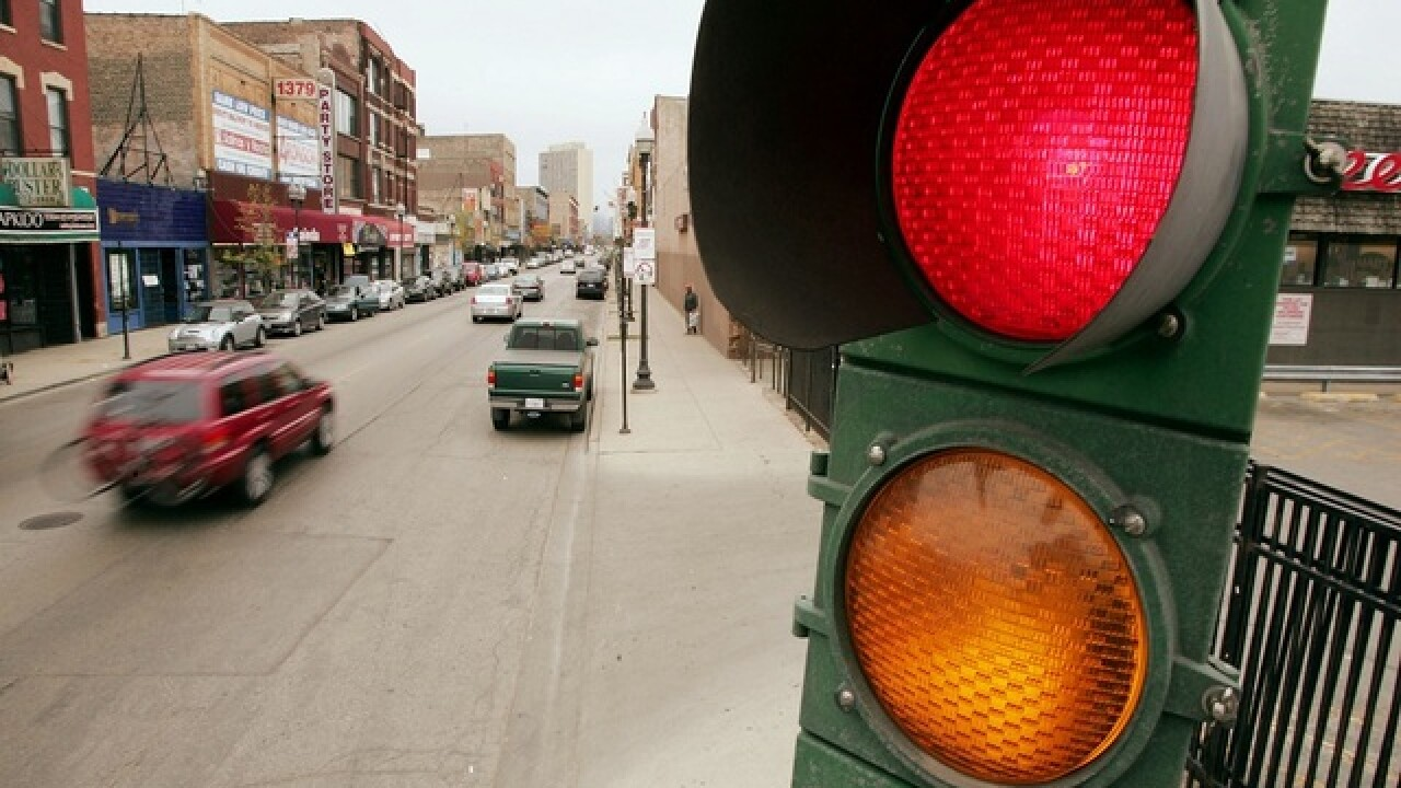 New report finds deaths caused by drivers running red lights at a 10-year high