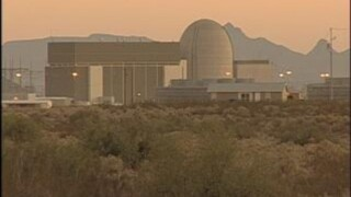 Palo Verde nuke plant to test warning sirens