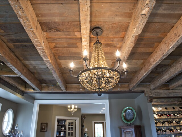 Home Tour: 200-year-old beams and a dynamite kitchen are highlights of this 1815 Madeira makeover