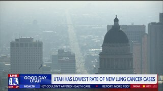 'State of Lung Cancer' report shows Utah has lowest rate of new cases in U.S.