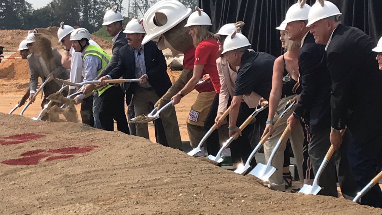 Great Wolf Lodge breaks ground in Cecil County