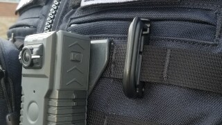 Bartlesville PD body camera
