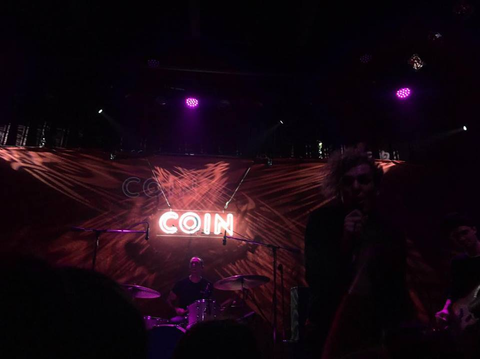 COIN to perform at Summerfest 2019.