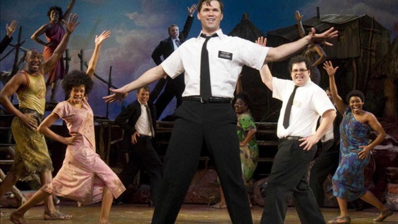 'Book of Mormon' musical to open inSLC